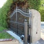 Système automatisé pour ouverture portail
