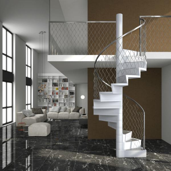 escalier sur mesure design inox moselle 57000 metz. Black Bedroom Furniture Sets. Home Design Ideas