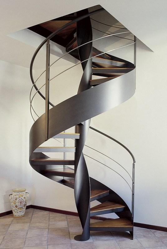 Escaliers en acier / métal sur Metz en Lorraine et sur toute la France