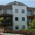 Garde corps extérieur de balcon en inox pour appartements à Lille GCI25