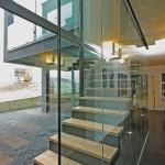 Fabricant d'escaliers et gardes corps en verre sur mesure pour particuliers et professionnels sur toute la France GCV25