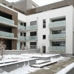 Rambarde verre/inox design pour résidences GCV30