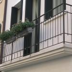 Balcons en fer forgé pour style classique