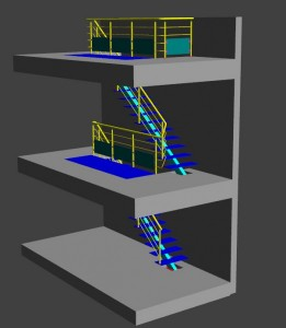 La modélisation 3D par notre bureau d'étude