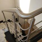 Rampe d'escalier en inox GCI20