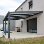 Pergola en aluminium thermolaqué à 57000 Metz en Moselle Lorraine