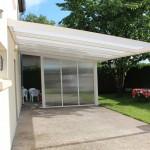Toitrure de terrasse aluminium ou pergola 57100 Thionville en Moselle