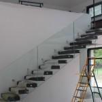 Garde corps d'escalier en verre dans le 77000 Seine-et-Marne