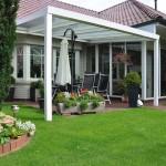 pergola toiture de terrasse véranda toiture en verre opale à Neufchateau 88300 Vosges P11