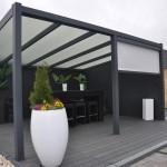 Store vertical pour pergolas à Metz ST1