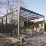 Pergolas moderne en aluminium thermolaqué et cotés en verre à Bordeaux 33000 P20