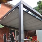 Protections solaires pour pergola et véranda