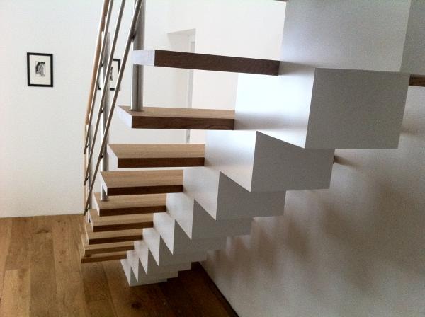 escalier en fer sur Metz en lorraine et sur toute la France