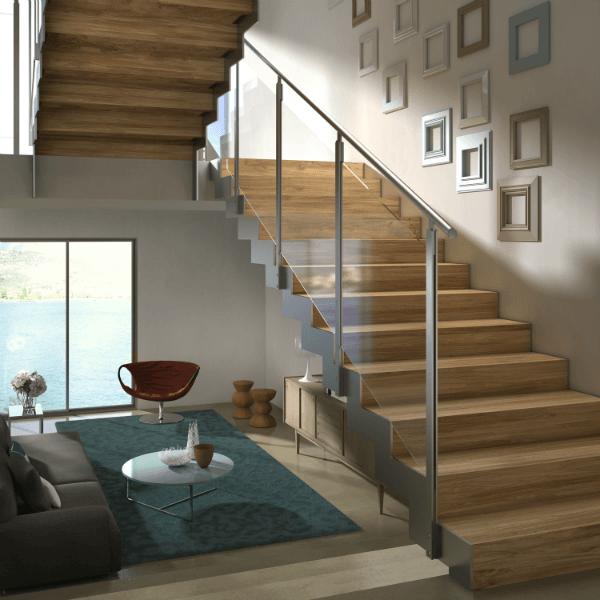 escalier-fer-zigzag-marche-et-contre-marche-bois-0 - la maestria