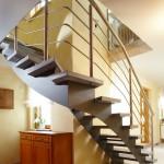 escalier acier à crémaillère unilaterale à 51100 Reims EC19