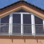 Balustres simples pour extérieurs