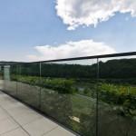 Garde-corps verre pour terrasses
