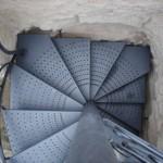 Fabrication d'un escalier et rampe en fer forgé à Metz 57000 en Moselle