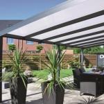 pergolas en aluminium thermolaqué et toiture en polycarbonate à Nancy 54000 Lorraine P1