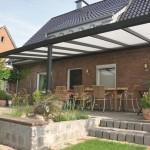 pergola toiture de terrasse véranda P10