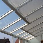 Rideaux solaires électriques